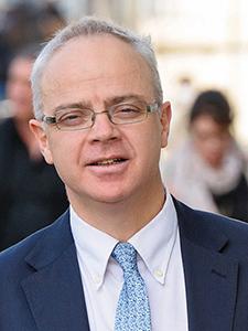 Professeur de droit, jean Sylvestre Bergé